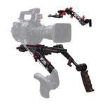 Zacuto Sony FX9 Recoil with Dual Trigger Grips