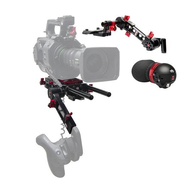 Zacuto Sony FX9 Gratical Eye Bundle