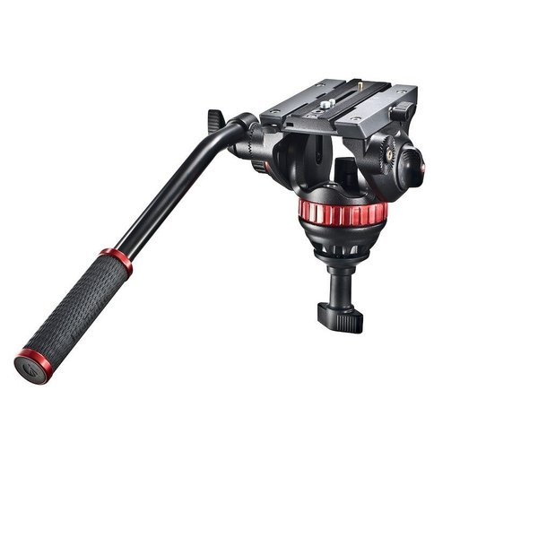 Manfrotto Manfrotto MVH502A Pro Video Head with 75mm  Half Ball