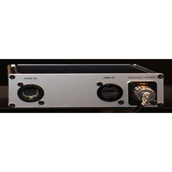 Fieldcast FieldCast Converter 10 2Core - One-Channel HDMI to Fiber TX Converter