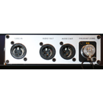 Fieldcast FieldCast converter 19 - 2x2 channel AES3 audio over fiber adapter