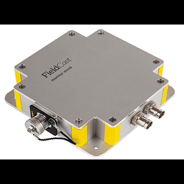 Fieldcast FieldCast Monitor Monk - Vesa mountable fiber to 12G SDI converter Hybrid