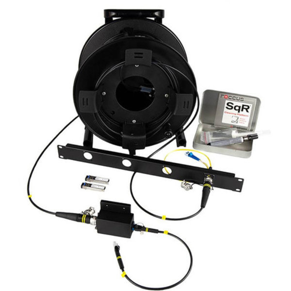 Fieldcast FieldCast 4K Kickstart Bundle for one Blackmagic Design Studio Camera 4K