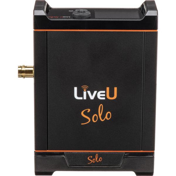 LiveU LiveU Solo SDI/HDMI Video/Audio Encoder