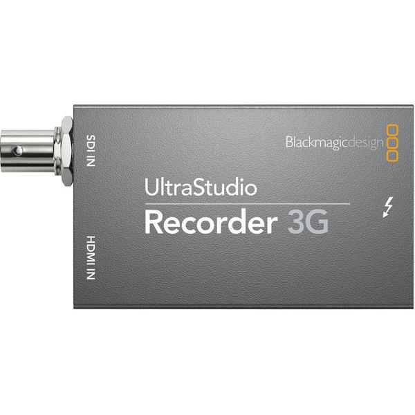 Blackmagic Design Blackmagic Design UltraStudio Recorder 3G