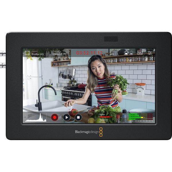 "Blackmagic Design Blackmagic Design Video Assist 3G 5"""