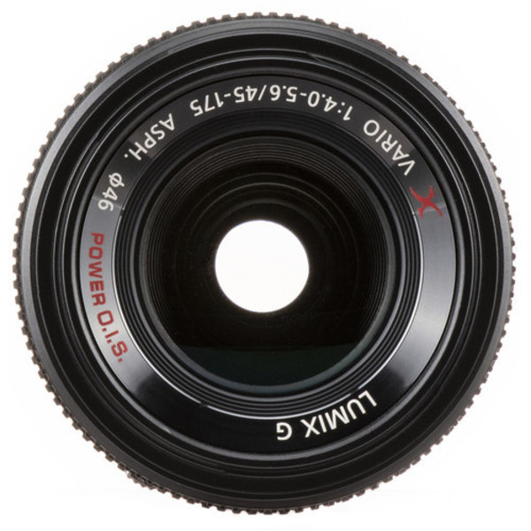Panasonic Panasonic Lumix G X Vario PZ 45-175mm f/4-5.6 ASPH. POWER O.I.S. Lens - Zwart