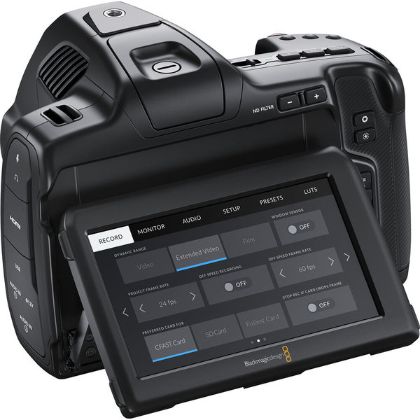 Blackmagic Design Blackmagic Design Pocket Cinema Camera 6K Pro