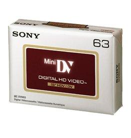 Sony Sony HDV/DV 63 (SD & HDV)