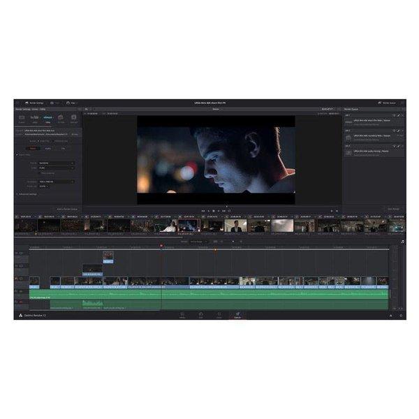 Blackmagic Design Blackmagic Design DaVinci Resolve Studio Software - current Version