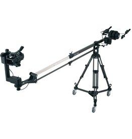 Libec Libec Swift Jib50 Kit - Telescopic and Retractable Jib Arm, Tripod and Dolly