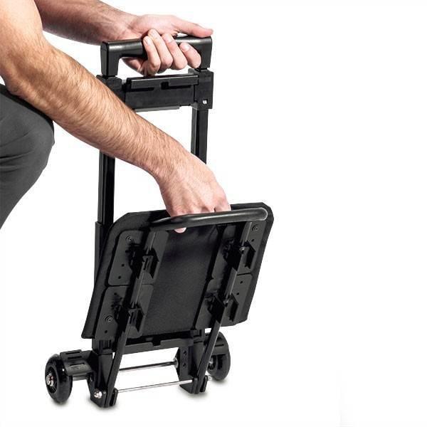 Sachtler Sachtler Bags Snaplock Trolley System