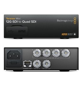 Blackmagic Design Blackmagic Design Teranex Mini - 12G SDI to Quad SDI