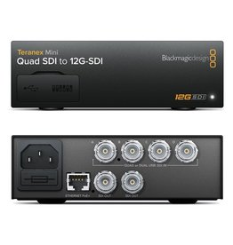 Blackmagic Design Blackmagic Design Teranex Mini - Quad SDI to 12G SDI