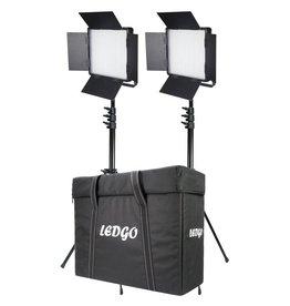 Ledgo LEDGO-600 Two Light Kit