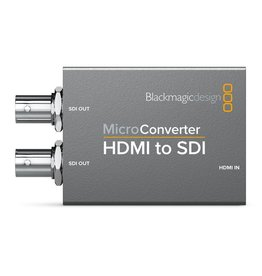 Blackmagic Design Blackmagic Design Micro Converter HDMI to SDI met voeding
