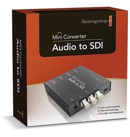 Blackmagic Design BlackMagic Design Mini Converter Audio to SDI