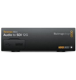 Blackmagic Design Blackmagic Design Teranex Mini - Audio to SDI 12G
