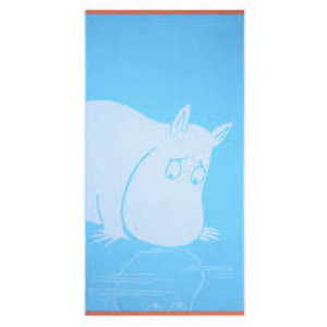 Moomin producten Bath Towel MOOMIN Moomintroll