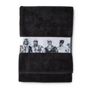 Bath Towel Tom of Finland 90x 180 cm