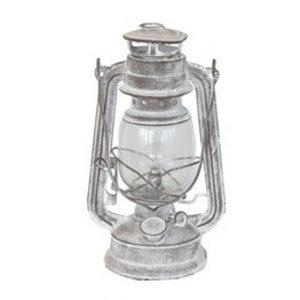 Finnmari LED LANTERN 11 X 15 X 25 CM METAL WHITE