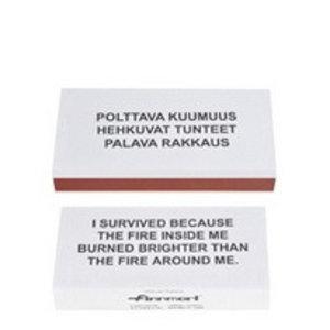 Finnmari Matches Long