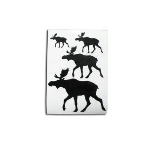 Lappituote Moose Stickers
