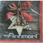 Finnmari Servet (20set) 33 x 33 cm