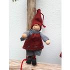 The Christmas Elf Boy (17cm)