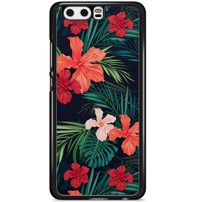 Huawei P10 hoesje - Flora