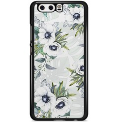 Huawei P10 hoesje - Floral art