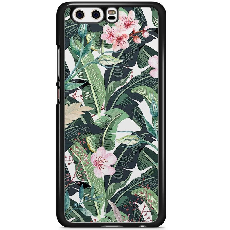 Casimoda Huawei P10 hoesje - Tropical banana