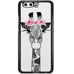Huawei P10 hoesje - Giraffe