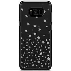 Samsung Galaxy S8 hoesje - Falling stars