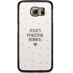 Samsung Galaxy S6 hoesje - Collect beautiful moments