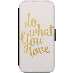 iPhone 8/7 flipcase hoesje - Do what you love