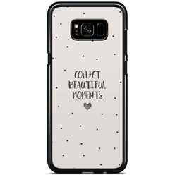 Samsung Galaxy S8 Plus hoesje - Collect beautiful moments
