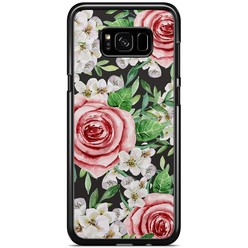 Samsung Galaxy S8 Plus hoesje - Rose story