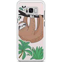 Samsung Galaxy S8 Plus hoesje - Luiaard