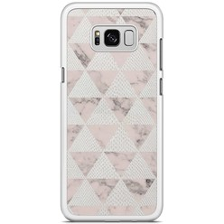Samsung Galaxy S8 Plus hoesje - Triangle snake