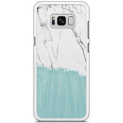 Samsung Galaxy S8 Plus hoesje - Marbletastic
