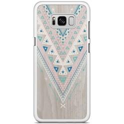 Samsung Galaxy S8 Plus hoesje - Arrow wood