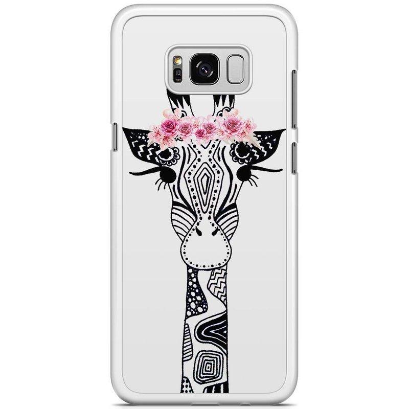 Samsung Galaxy S8 Plus hoesje - Giraffe