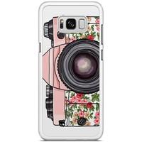 Samsung Galaxy S8 Plus hoesje - Hippie camera