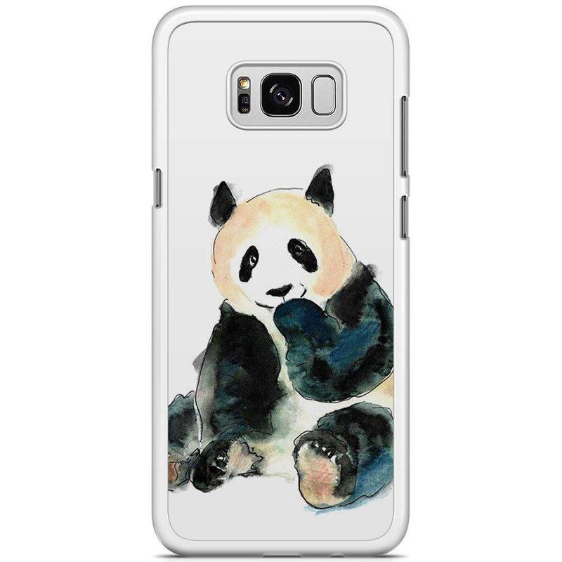 Samsung Galaxy S8 Plus hoesje - Panda
