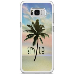Samsung Galaxy S8 Plus hoesje - Palm smile