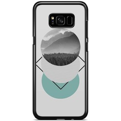 Samsung Galaxy S8 Plus hoesje - Scandinavian forest