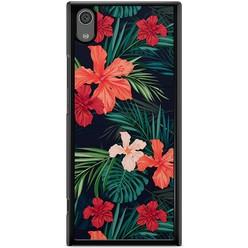 Casimoda Sony Xperia XA1 hoesje - Flora