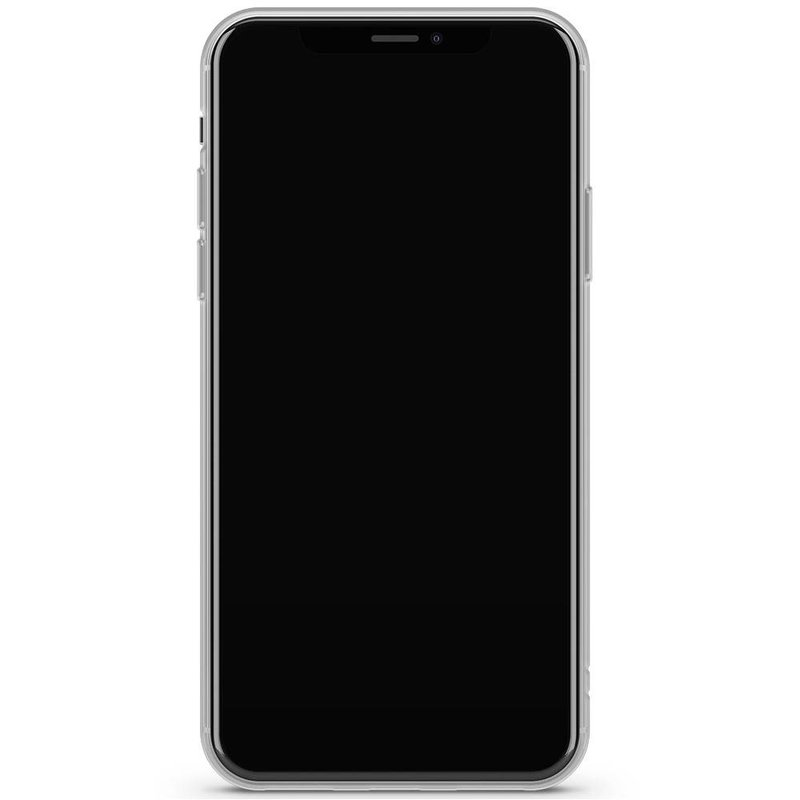 iPhone X/XS hoesje - Palmbladeren