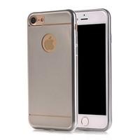 iPhone 8/7 siliconen hoesje - Zilver